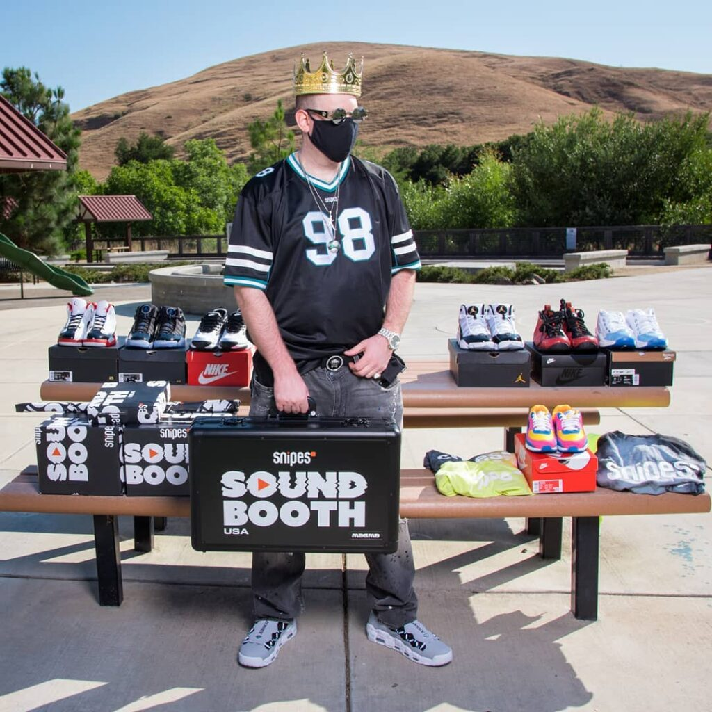 Malki Means King Sound Booth Winner / Hot 97 Photoshoot