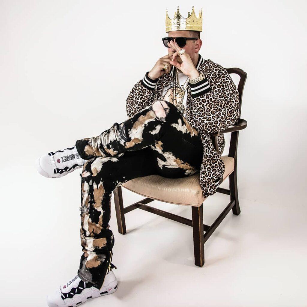 Malki Means King I Ain't Broke Photoshoot
