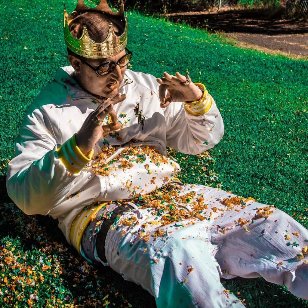 Malki Means King Cake Up Photoshoot
