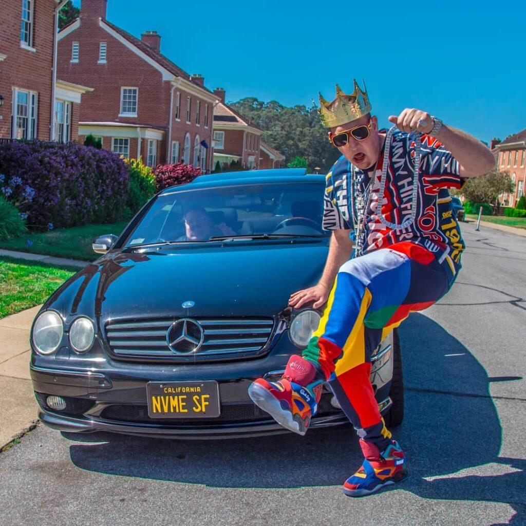 Malki Means King Crazy Photoshoot (R.I.P. Chris)